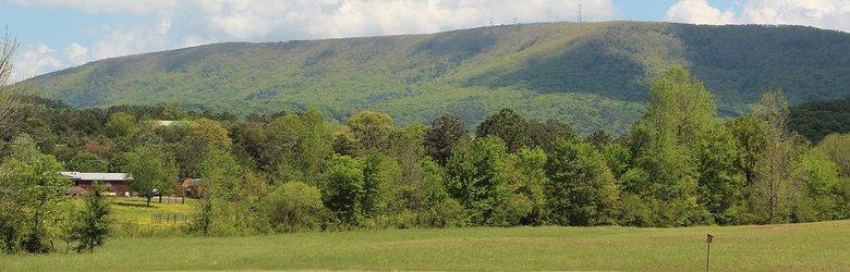Cherokee County - Pine Log Mountain