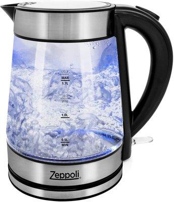 Zeppoli Glass Kettle