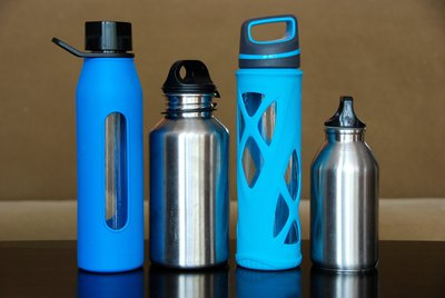 Water Bottles with Filter