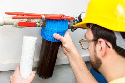 Home Water Filtration Systems